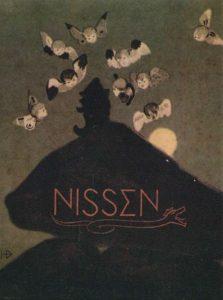 Nissen af Vilhelm Bergsøe, illustreret af H. A. Brendekilde